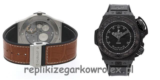 Hublot wprowadza trzy nowe klasyczne zegarki z limitowanej edycji