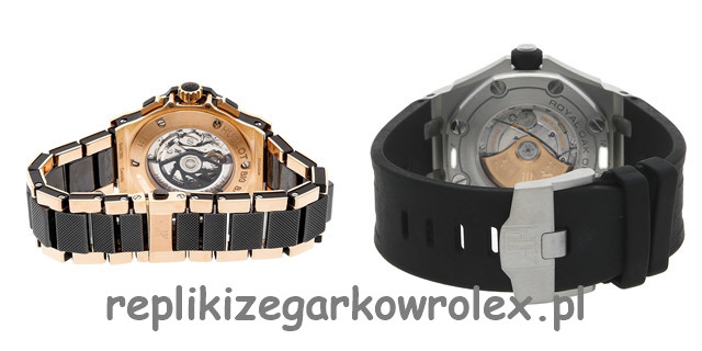 Repliki Zegarków  złożone funkcje i praktyczność użytkowania
